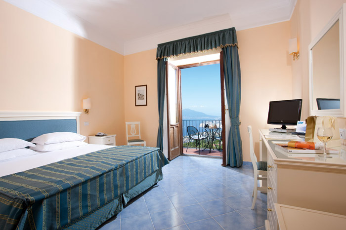 Triple Comfort room seaview/balcony